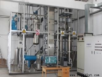 催化蒸馏中式试验装置